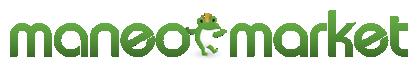 maneoマーケットロゴ